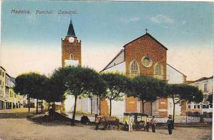 Catedral, Funchal, Madeira, Portugal, 1900-1910s