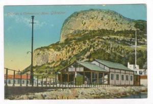 Galleries & Commercial Mole. Gibraltar, 00-10s