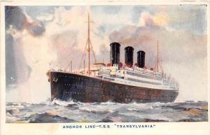 5687    T.S.S. Transylvania    Anchor Line