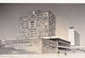RP: MEXICO CITY, Mexico, 1950s; Ciudad Universitaria