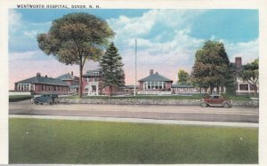 DOVER , New Hampshire , 1910s ; Wentworth Hospital