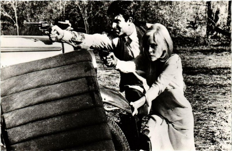 CPA Bonnie and Clyde, FILM STAR (767617)