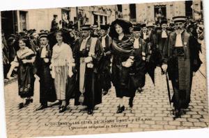 CPA ORLÉANS-Les Fetes de Jeanne d'Arc-L'Universite delegation (265944)