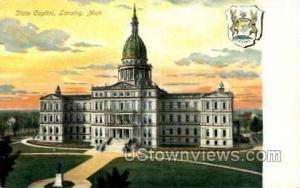 State Capitol Lansing MI Unused