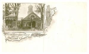 New York Johnstown , Fulton County Court House