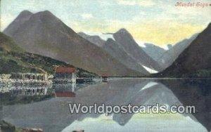 Mundal Soga Norway Unused