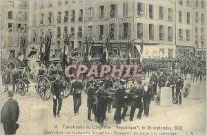COPY disaster Airship Republic September 25, 1909 Funerals these victims has ...