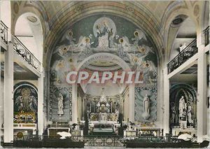 Modern Postcard Chapel of the Miraculous Medal