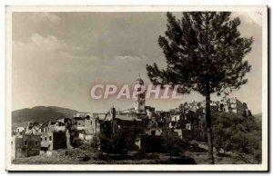 Old Postcard Italy italia Bussan Vecchia