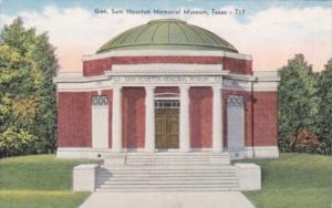 Texas Huntsville General Sam Houston Memorial Museum