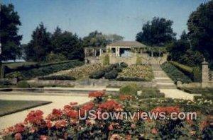 Botanic Gardens, Rock Spring Park - Fort Worth, Texas