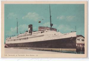 SS Yarmouth NS