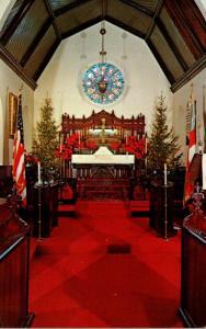 New Jersey Woodbury Christ Episcopal Church