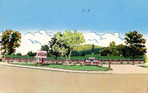 NH - Gorham. Gorham Motel