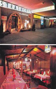 Hotel  Strathcona , Victoria , B.C. ,  Canada , 50-60s Barney´s Hideaway Din...