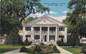 Mississippi Biloxi Community House