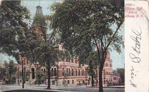 New York Albany High School 1907