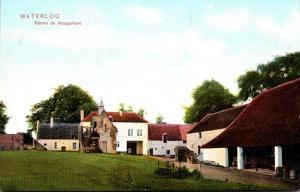 Belgium Waterloo Ferme de Hougomont