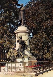 France Dole Cours Saint Mauris Monument Pasteur Statues