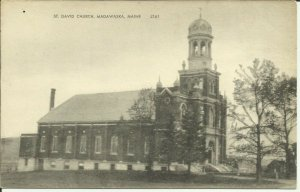 Madawaska, Maine, St. David Church