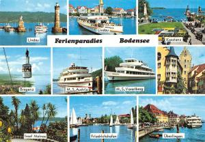 Ferienparadies Bodensee multiviews Lindau Insel Mainau Friedrichshafen Konstanz
