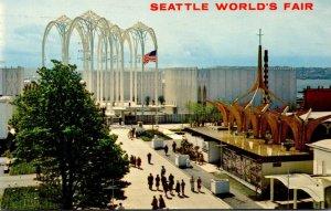 Washington Seattle World's Fair U S Science Exhibit 1962