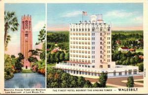 Florida Lake Wales The Walesbilt Hotel 1941 Curteich