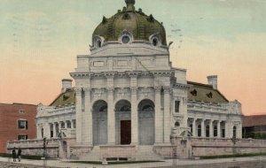 WINCHESTER, Virginia, PU-1912; John Handlay Library