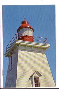Souris Lighthouse, Prince Edward Island, Canada, Port Borden 1974 Cancel