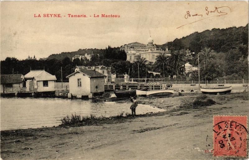 CPA Toulon Panorama de Tamaris   HipPostcard 0be01f26b5