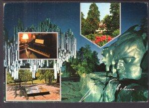 Jean Sibelius Home,Finland BIN
