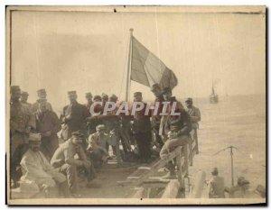 Photo aboard the Annam War Militaria