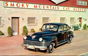 Tennessee Pigeon Forge 1942 Chrysler New Yorker 4 Door Sedan Smoky Mountain C...