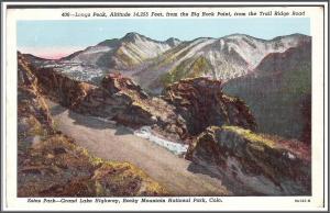 Colorado - Grand Lake Highway - Longs Peak - [CO-063]
