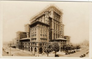 RP ; VANCOUVER , B.C. , Canada , 1910-30s ; Hotel Vancouver