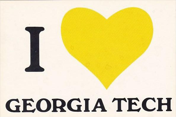 I Love Georgia Tech Georgia