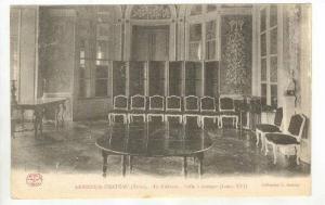 Brienne-le-Chateau (Aube).-Le Chateau-Salle a manger, France. 00-10s