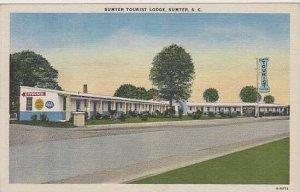 South Carolina Sumter Sumter Tourist Lodge