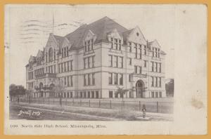 Minneapolis, Minn., North Side High School - 1907