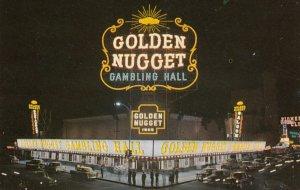 LAS VEGAS , Nevada , 40-50s ; Golden Nugget Casino , Version-4