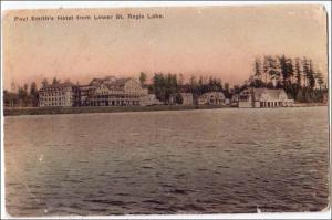 Paul Smith's Hotel, Lower St Regis Lake NY