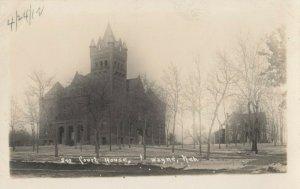 RP: WAYNE , Nebraska, 1912 ; Court House