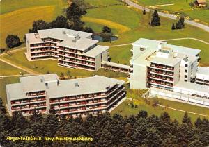 Argentalklinik Isny Neuetrauechbuerg Hospital Aerial view