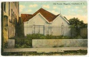 Old Powder Magazine, Charleston, South Carolina, 1900-1910s