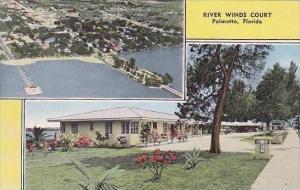 Florida Palmetto River Winds Court