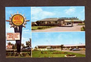 PEI Garden Gulf Motel SUMMERSIDE PRINCE EDWARD ISLAND