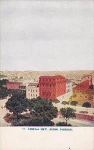 Spain Lisbon General View
