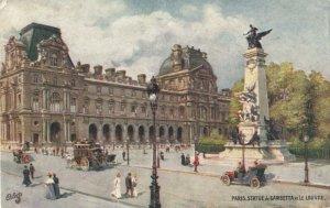 PARIS , France , 1900-1910´s ; Statue de Gambetta ; TUCK 110 No 67