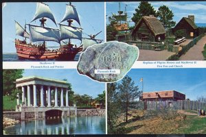 Massachusetts ~ MultiView - Historic PLYMOUTH Chrome 1950s-1970s