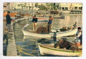 Occupational: Proffesional Fishermen Ready To Get Out, 1950-1960s
